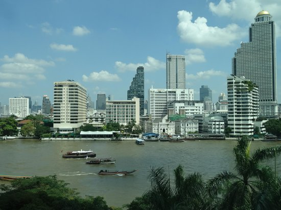 The Peninsula Bangkok: A room with a view