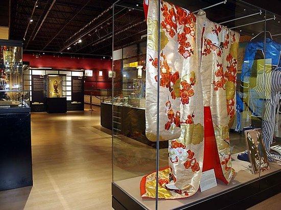 Oriental Museum: Japan Gallery opened October 2013
