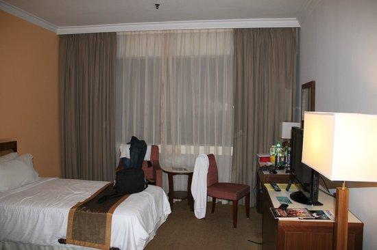 Corus Hotel Kuala Lumpur: Номер