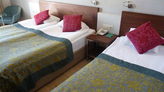 Seher Sun Palace Resort & Spa: slaapkamer
