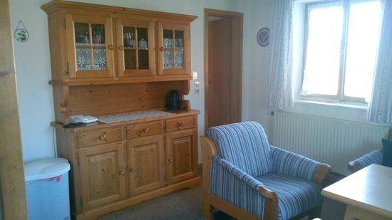 Gästehaus Scheil Ferienwohnungen: living room