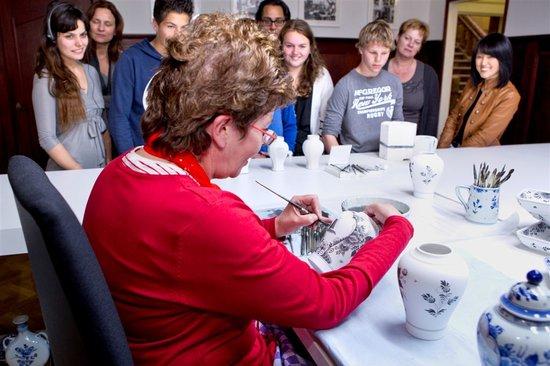 Royal Delft - Koninklijke Porceleyne Fles