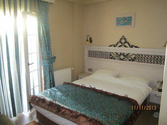 Hotel Novano: ZONA NOTTE CAMERA 103