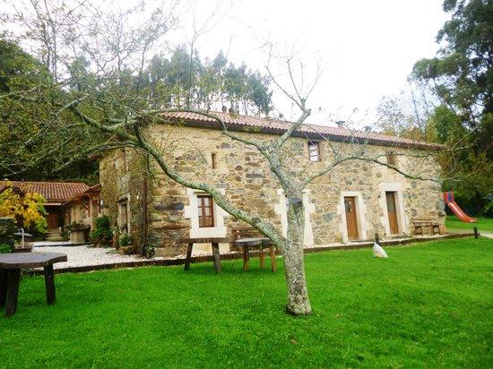 A Casa Da Torre Branca: Jardín Exterior