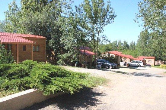 Camping du Lac de la Thesauque