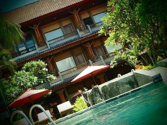 Ida Hotel: Piscina