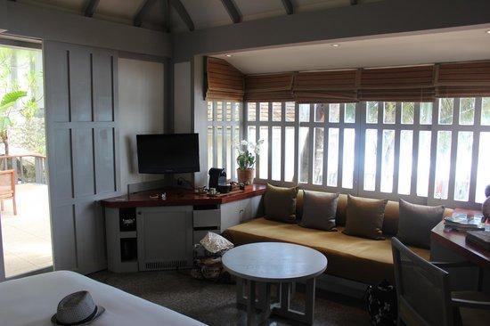 The Surin Phuket: chambre