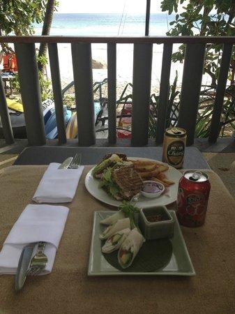 The Surin Phuket: room service
