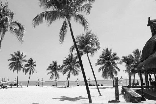 Sofitel Mauritius L'Imperial Resort & Spa: beach