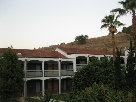Pilgerhaus Tabgha: Analge