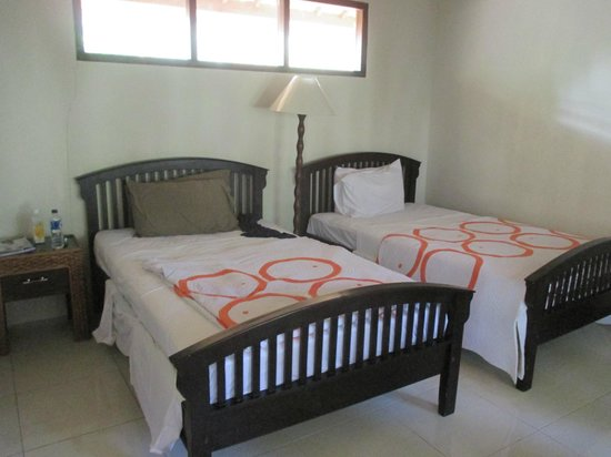 Eden Cottages: Twin Room