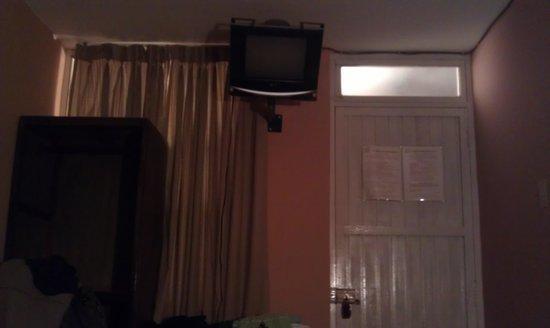 Colca Inn Hotel: window to the inside