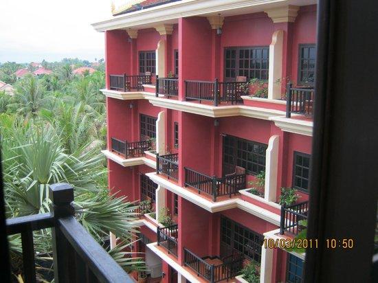 Apsara Holiday Hotel: Отель