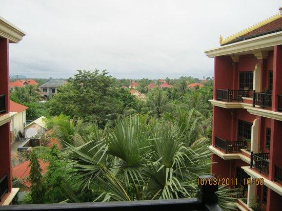 Apsara Holiday Hotel: Местность вокруг отеля