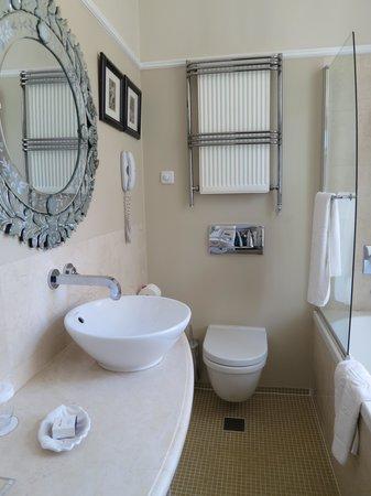 Hotel Telegraaf : Bathroom
