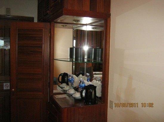 Apsara Holiday Hotel: Набор чай/кофе