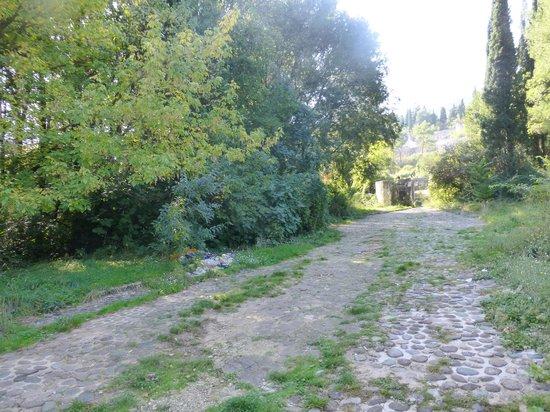 Partisan Cemetery: Partisans Cemetery Mostar