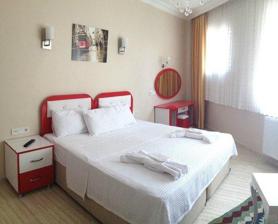 Amt Apart Hotel: Oda Görünümü