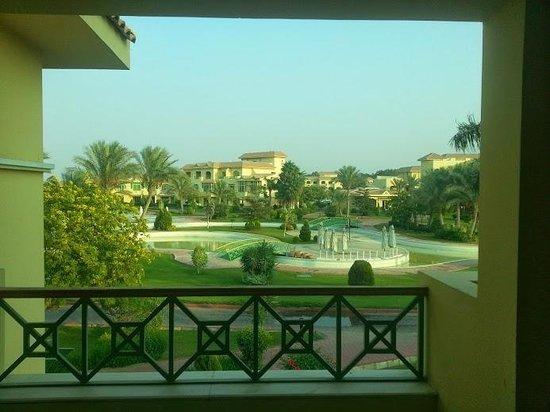 Mövenpick Hotel Cairo - Media City: View from room