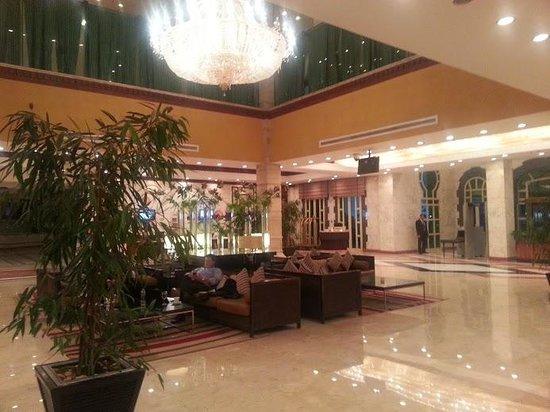 Mövenpick Hotel Cairo - Media City: Lobby