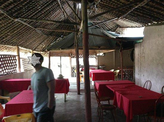 Mara Chui Camp : Столовая