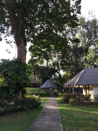 Warwick Le Lagon - Vanuatu : Garden Bungalows