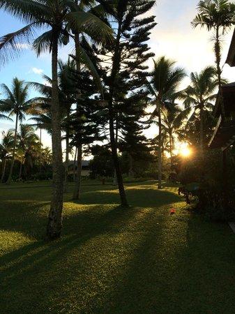 Warwick Le Lagon - Vanuatu: Resort grounds