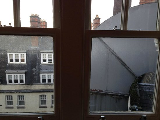 The Principal London : View From Junior Suite Window