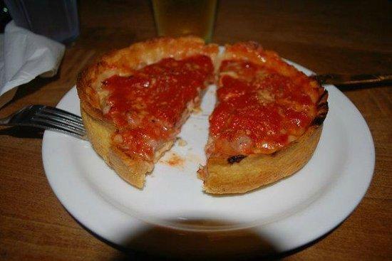 Lou Malnati's Pizzeria: The Malnati Chicago Classic, 1 person size