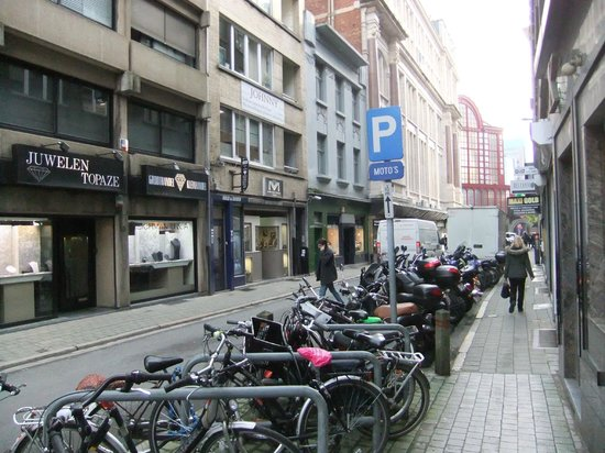 Diamond District - Antwerp, Belgium