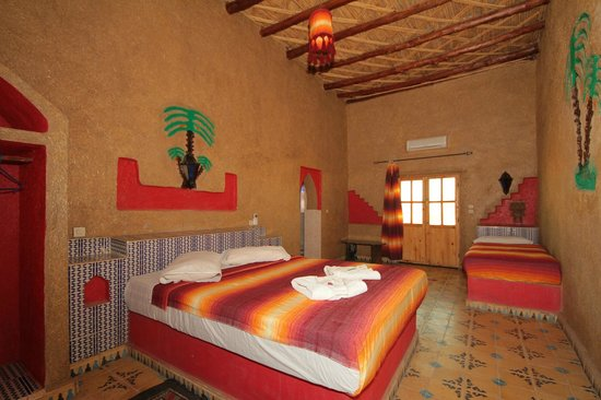 Auberge Dunes D'or: Our large luxury room.