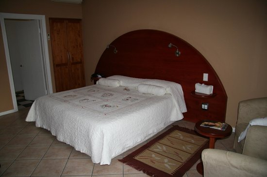 Hlangana Lodge: Zimmer