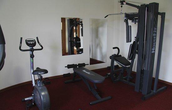 Hotel Galaktika: Fitness