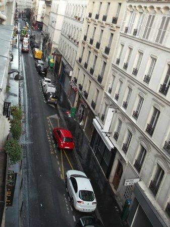 Hotel St. Georges Lafayette: Vista dalla camera 423
