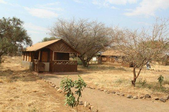 Kimana Amboseli Camp