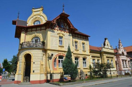 Gardens and Castle at Kromeríz: Villas of Kromeriz