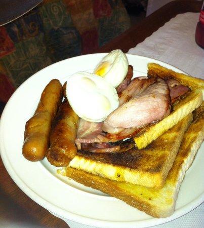 Balranald Colony Inn Motel : breakfast