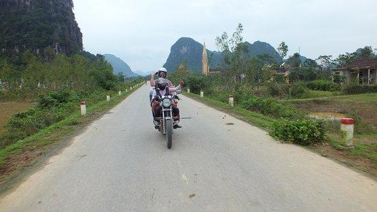 Hue Riders : Through the Phong Nha National Park