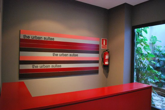 The Urban Suites : Entrada