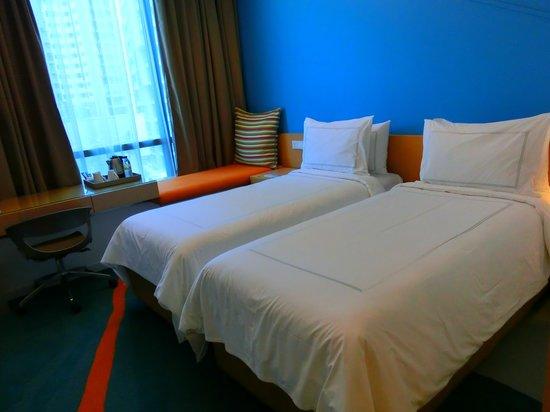 Days Hotel Singapore At Zhongshan Park: なかなかきれいです