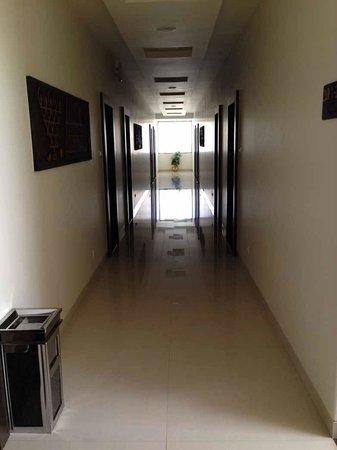 Marigold Regency: Corridor