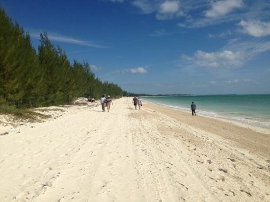 Island Resort and Golf Club: beach by free transfer about 10 minutes away
