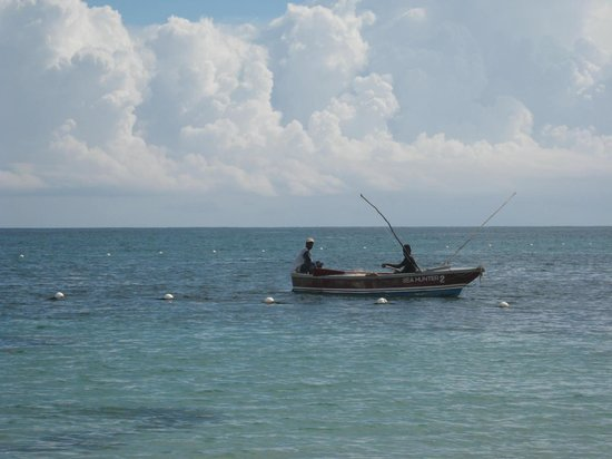 Royal Decameron Club Caribbean: Beautiful ocean views.