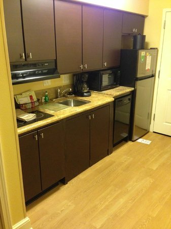 TownePlace Suites Tampa Westshore/Airport: Kitchenette