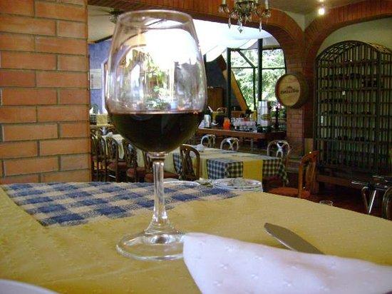 Manquehue Santiago Las Condes: Restaurante