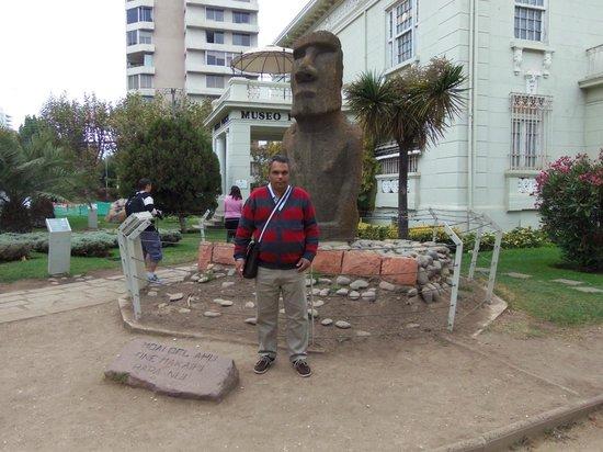 Crowne Plaza Santiago: FOTO TIRADA EM VIÑA DEL MAR