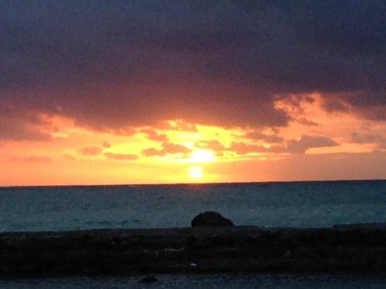 Island Resort and Golf Club : sunrise at Zanadu Beach
