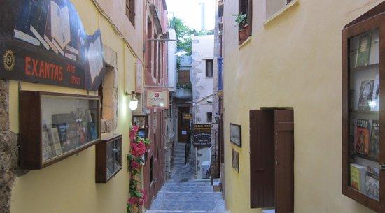 Villa Venezia: Ханья