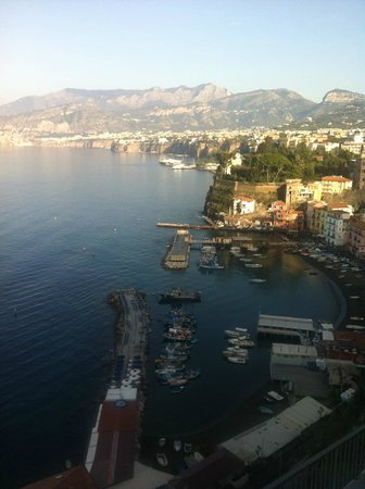 Settimo Cielo : View from Hotel Room