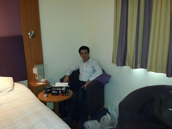 Premier Inn Dubai Silicon Oasis Hotel: At room